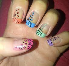 unique nail art be unique with style