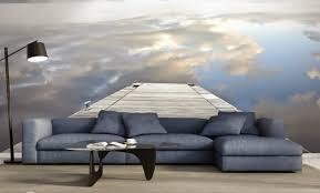 Houzz Wallpaper MonclerFactoryOutletscom - Wallpaper living room ideas for decorating