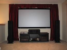 Interior Design For Home Theatre by Home Theater Curtains Diy Business For Curtains Decoration