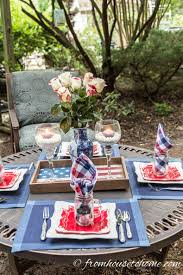 easy and elegant 4th of july party ideas