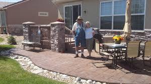 Backyard Cement Patio Ideas by Garden Design Garden Design With Outdoor Patio Designs