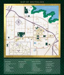 Map Of Dallas Fort Worth Airport by Maps Of Southlake Southlake Tourism Tx Official Website