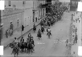 Mexican revolution against the Diaz government Essay