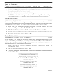 Pastry Chef Resume Examples by Chef Resume Sample Resume Executive Chef Resume Sample Printable