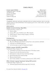 The Most Important Thing on Your Resume  The Executive Summary     Brefash