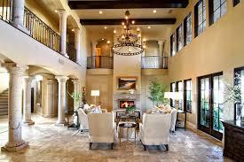 horseshoe bay tuscan lake house living room by zbranek u0026 holt