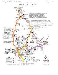 San Luis Potosi Mexico Map by Map Of Major Tx Mexico Border Crossings
