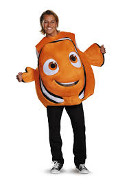 King Neptune Halloween Costume Nemo Fish Costume Halloween Fish Costume