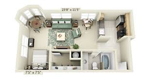 Best Tiny Apartment Floor Plans Gallery Amazing Design Ideas - Apartment house plans designs