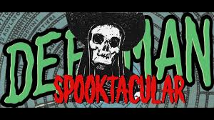 Scary Godmother Halloween Spooktacular Trailer by Spooktacular Voice Of God Youtube
