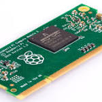 Raspberry Pi Upgrades Compute Module with 10 Times the CPU Performance