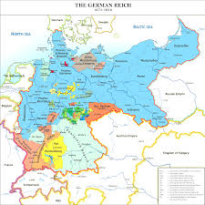 Map Germany by Map Of Germany Best Map German Regions Evenakliyat Biz