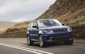 Range Rover Sport SVR chega ao Brasil sob encomenda ...