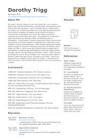 Usher Resume Samples   VisualCV Resume Samples Database Ticket Office Assistant Usher Resume Samples