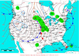 Weather Map Ohio National Climate Report October 2009 State Of The Climate