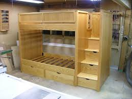 Twin Over Futon Bunk Bed Plans by Best 25 Bunk Bed Plans Ideas On Pinterest Boy Bunk Beds Bunk