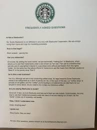 Closing Down Business Letter dumb starbucks was the perfect crime but starbucks was smart to