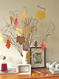 why was thanksgiving created new thanksgiving tradition create a thankful tree hgtv