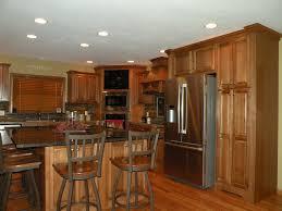 100 hickory kitchen island hickory kitchen cabinets modern