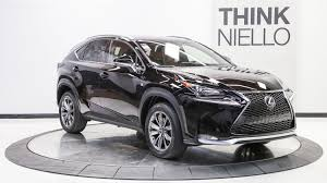 2016 lexus nx lease special new and used lexus nx for sale u s news u0026 world report