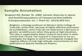 Bibliography Samples Bibliography Samples DeviantArt DeviantArt APA Format Annotated  Bibliography Sample by Bibliography Samples