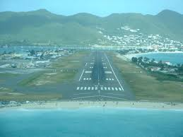 Isla saint martin (aeropuerto) (impresionante)