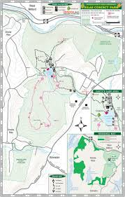 Illinois Prairie Path Map by Morris County Nj Park Commission Silas Condict Park Map Hiking