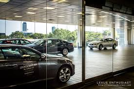 lexus of toronto used cars a visit to lexus downtown in toronto lexus enthusiast