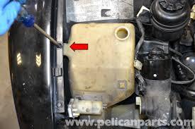 porsche 944 turbo windshield washer reservoir replacement 1986