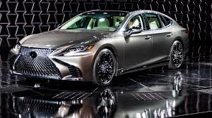 lexus v8 front cut for sale the new 2018 lexus ls500 gets a twin turbo v6 and drives around