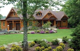 stunning mountain ranch home plan 15793ge architectural