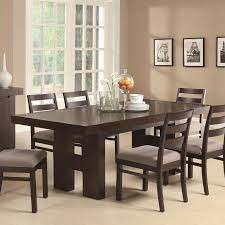 Contemporary Dining Room Table by Good Dining Room Table Contemporary 73 About Remodel Black Dining