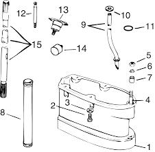 gearcase extension kit 25 30 hp 2 stroke miscellaneous
