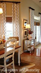 Kitchen Drapery Ideas Best 25 Farmhouse Curtains Ideas On Pinterest Bedroom Curtains