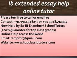How To write an ib ESS LAbs tutors help samples examples   Video