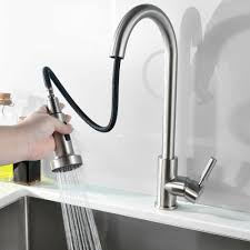 What Is The Best Kitchen Faucet Comllen Best Commercial Single Handle Pull Out Sprayer Stainless