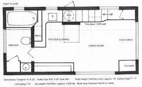 floor plans tiny house