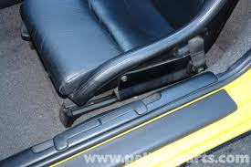 porsche boxster sport seat installation and seat removal 986