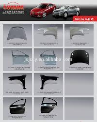 mazda manufacturer china manufacturer car hood heat insulation resistant foam for