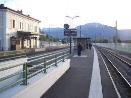 Gare de Grenoble-Universités-Gières