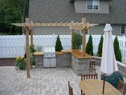 wondrous design ideas outdoor kitchen ideas on a budget delightful