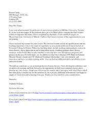 Cover Letter Sample For University Teaching Position   Reference