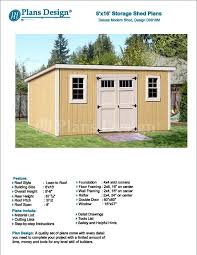8 best 16x24 shed plans images on pinterest shed plans large