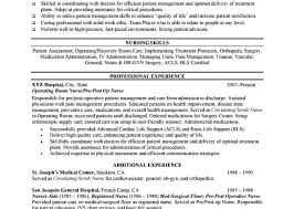 Imagerackus Wonderful Examples Of Resumes For Nurses Ziptogreencom