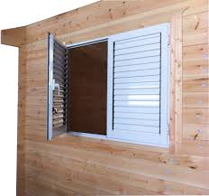 aluminium casement adjustable louver blade window shanghai toma