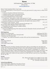 sample homemaker resume sorority resume template sorority