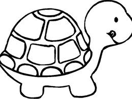 download cartoon turtle coloring pages coloring page for kids