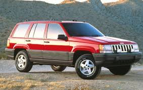 1995 jeep grand cherokee information and photos zombiedrive