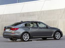 rumor upcoming bmw g32 5 series gt to be sold under the 6 series
