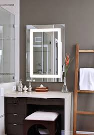 finally a fog free bathroom mirror that plays music and answers